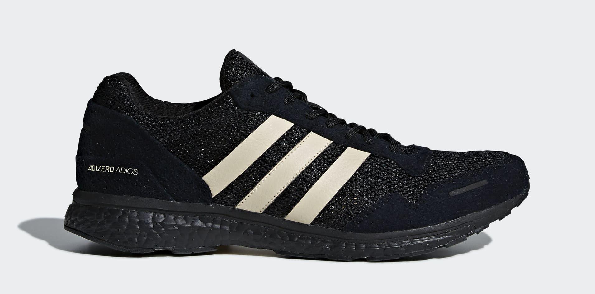online retailer 55ad2 fd8f1 Undefeated x Adidas Adizero Adios 3 B22483 (Lateral)