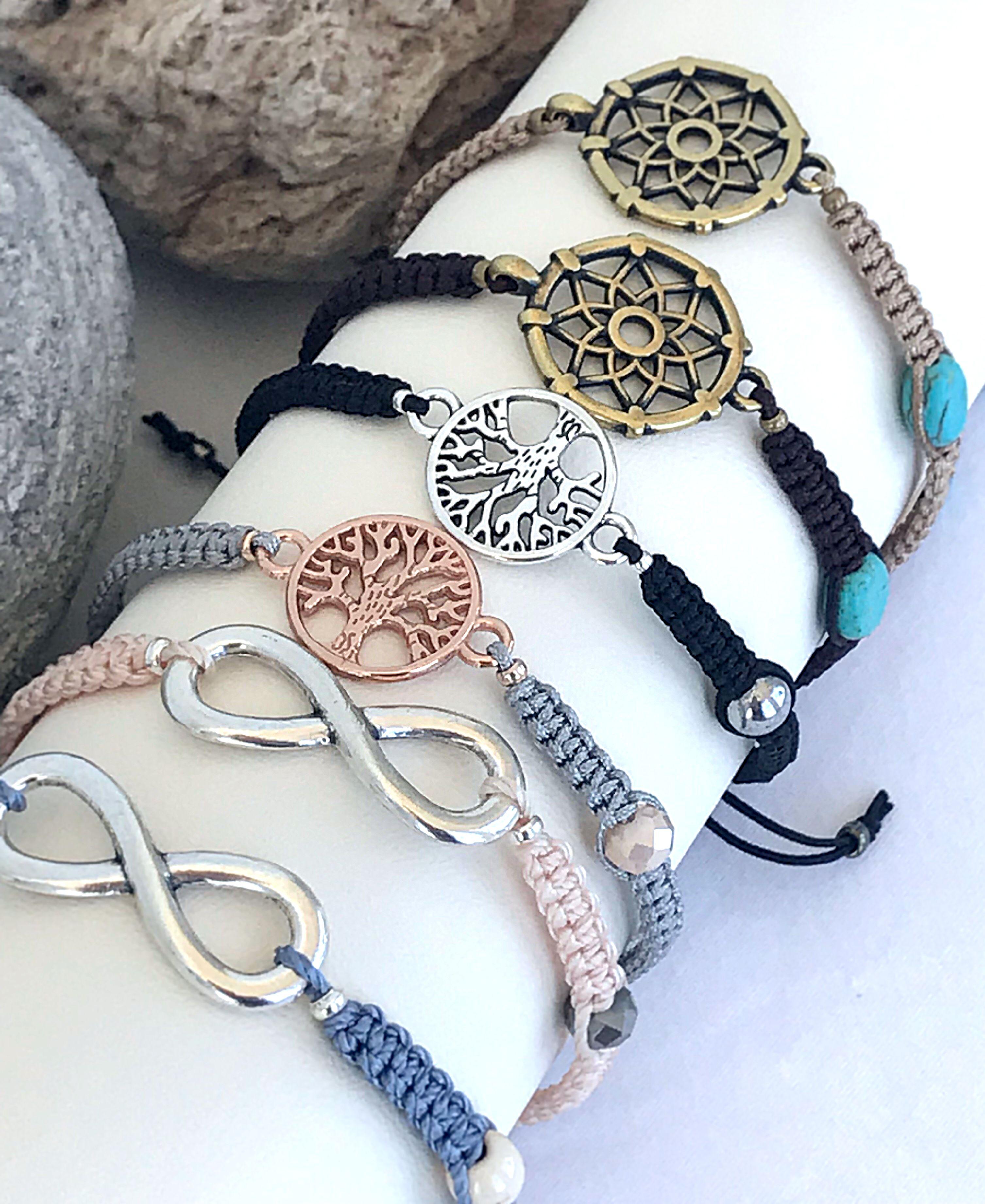 Handmade Gemstones Mala And Spiritual Jewelry By Katiaicrafts Bracelets Friends Soulmate