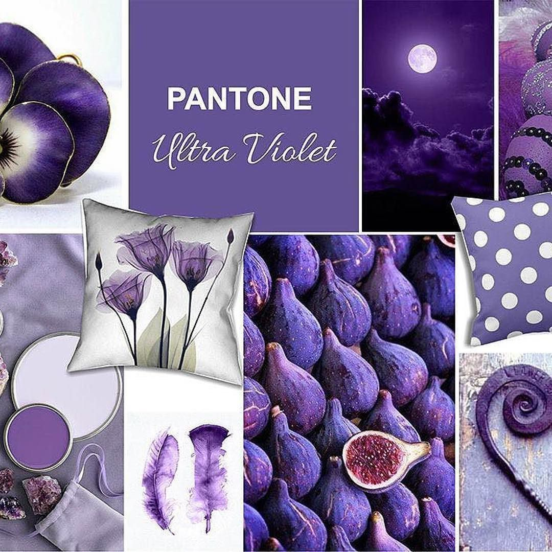 ULTRA VIOLET..... Pantone colour of the year 2018. Loving this mood board created by @sampleboard.inspo expressing the essence of Ultra Violet . . #Repost @sampleboard.inspo Ultra Violet - Pantone Color of the Year 2018 Promises Hope The Pantone Color of the Year has come to mean so much more than whats trending in the world of design; its truly a reflection of whats needed in our world today. says Laurie Pressman Vice President of the Pantone Color Institute. Read more about the color of…