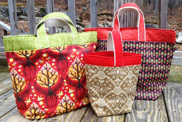 Gift Bag Totes | Pellon® Projects