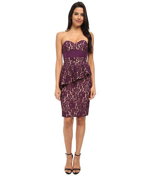 StyleStalker Lotus Dress Aubergine - Zappos.com Free Shipping BOTH Ways