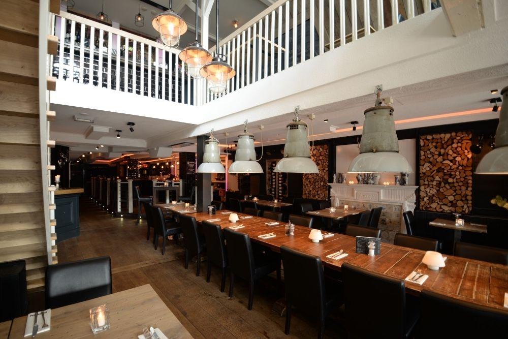 Restaurant Eetcafe Binnen Eten Drinken Eten Restaurant Lekker Eten