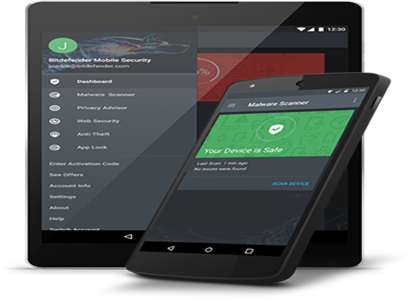 Bitdefender Mobile Security for Android 6 months free