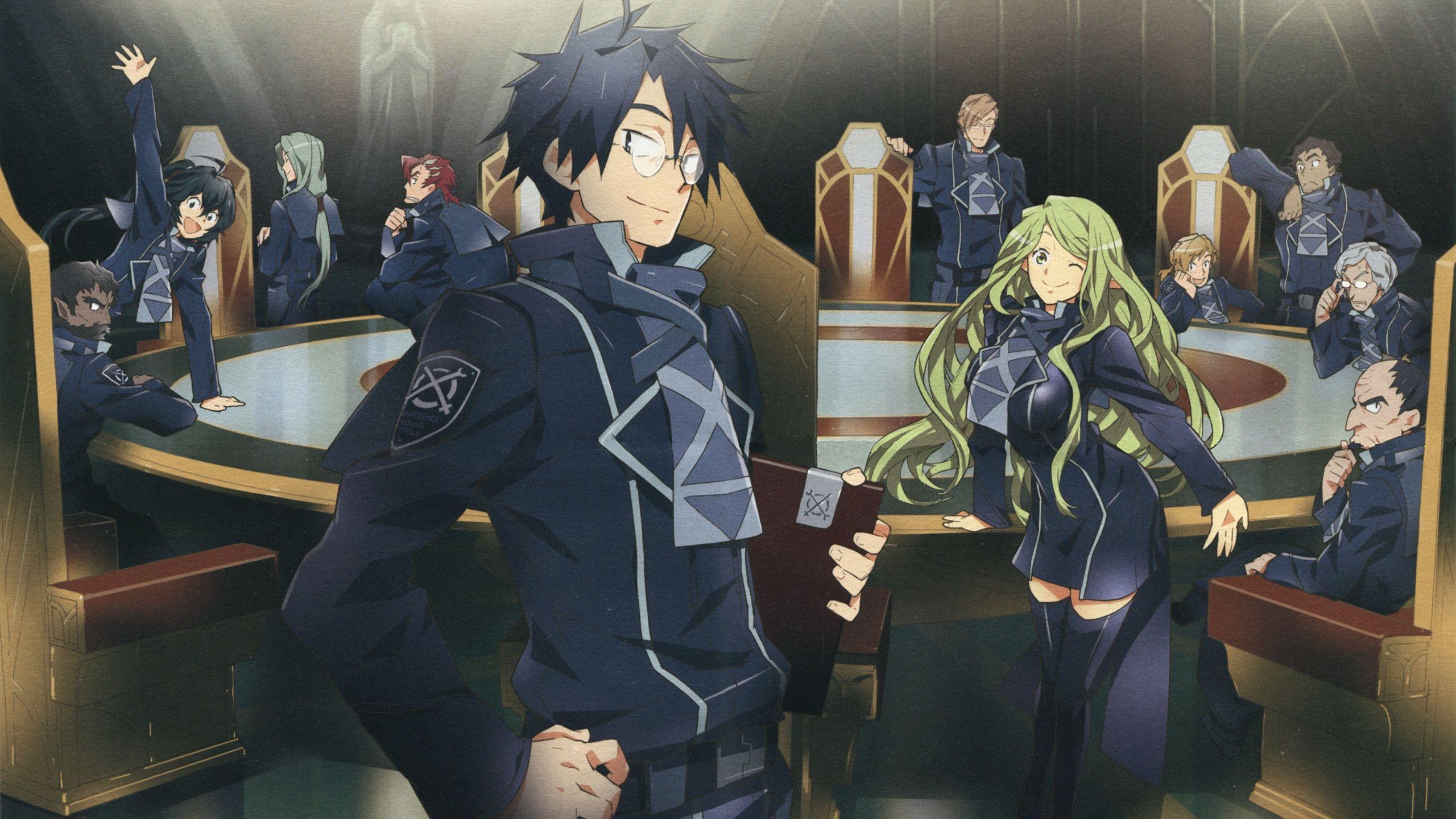 SzBFxul.jpg (2560×1440) Akatsuki, Animé, Anime