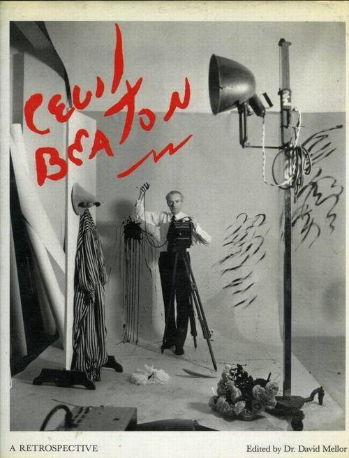 Sir Cecil Beaton himself.....