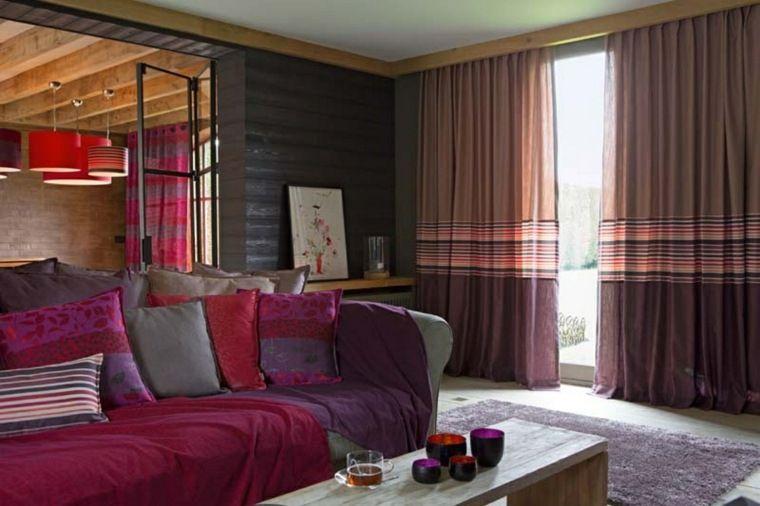 moda cortinas salones