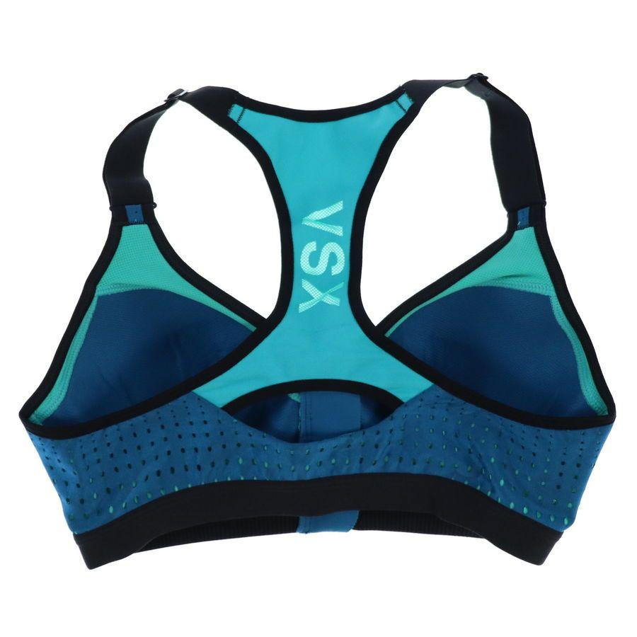 Victoria's Secret Sports Bra Incredible Front Close Zip