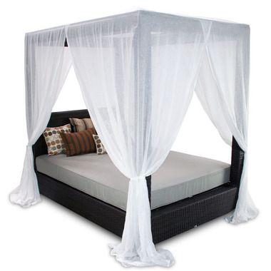 Signature Queen Canopy Bed
