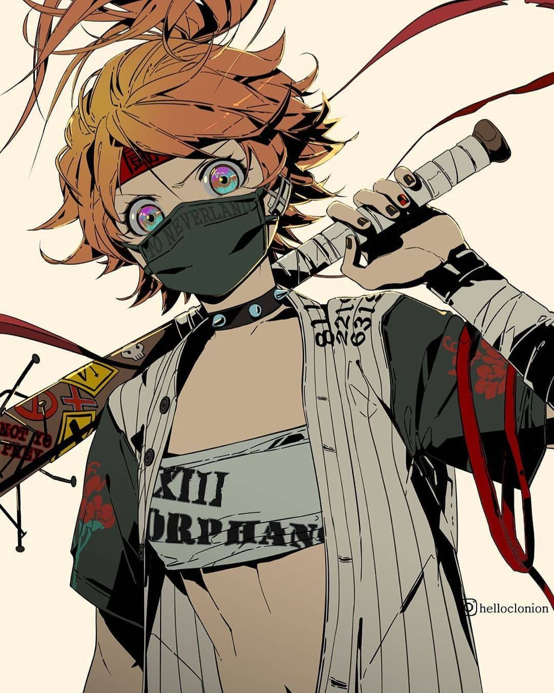Yakusoku no Neverland (The Promised Neverland) a Place for
