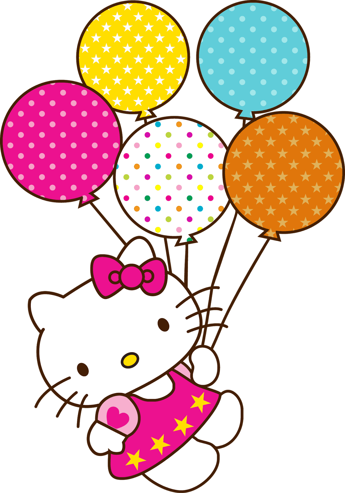 pin by tisha coetzee on graphics board 2 cats and dogs pinterest rh pinterest com Hello Kitty Birthday Party Hello Kitty SVG Birthday