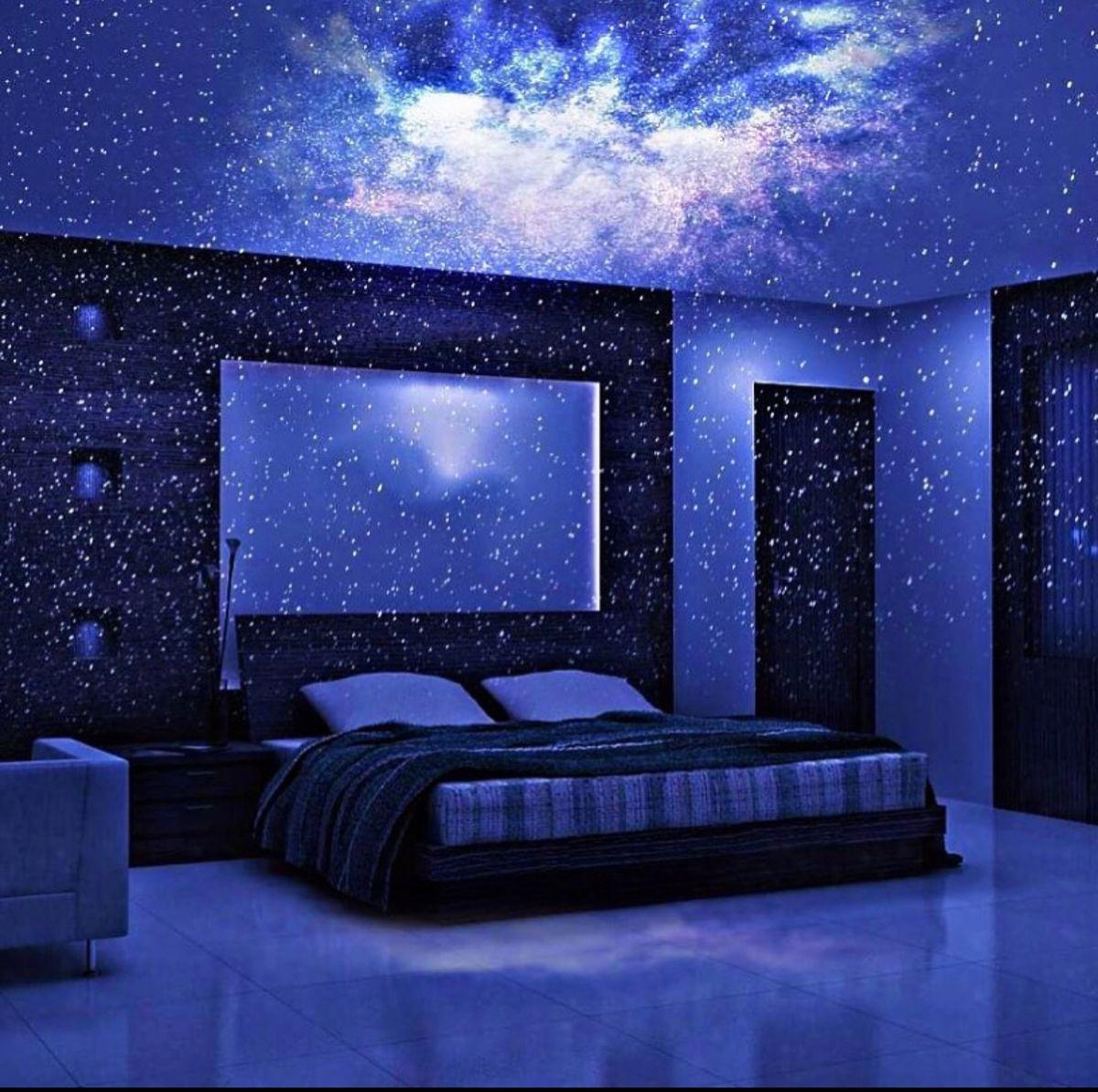 26++ Space galaxy bedroom ideas formasi cpns