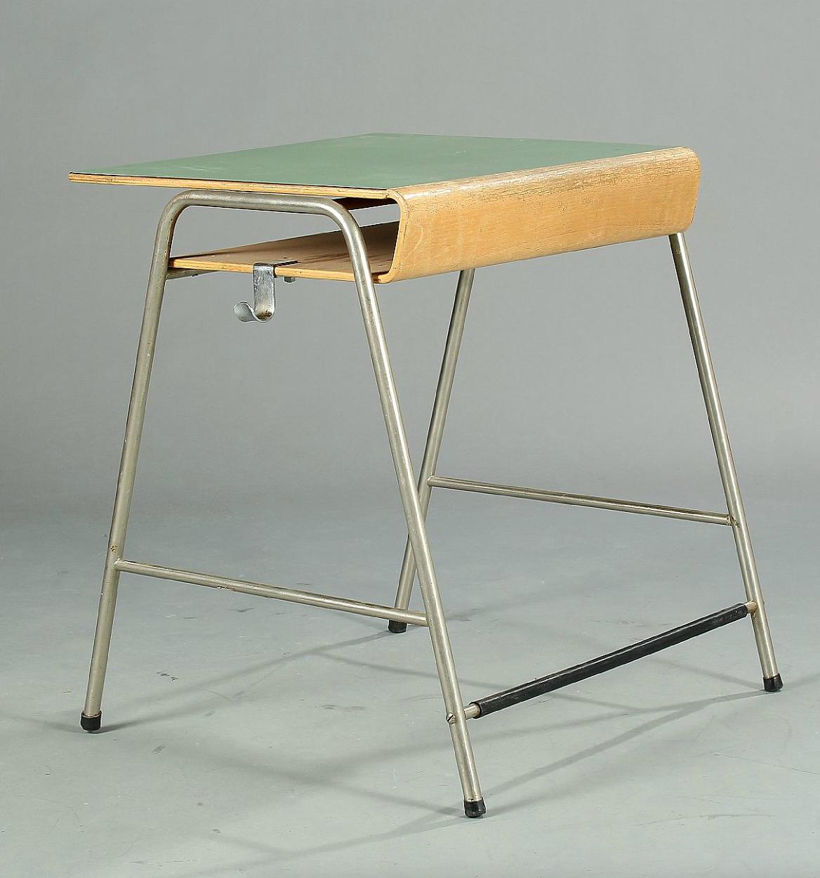 Arne Jacobsen Munkeg 229 Rd School Desk C 1950 Archi