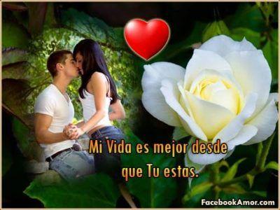 Imagenes De Rosas Con Frases Bonitas romanticas