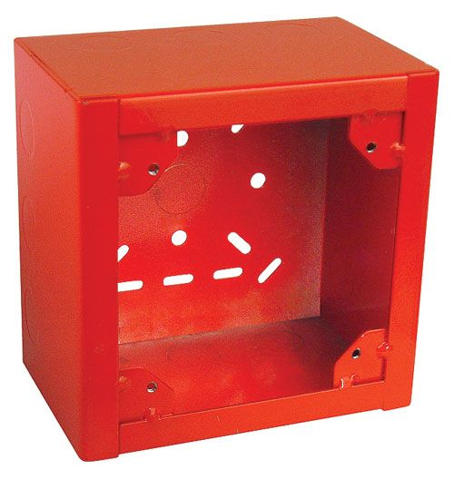Garvin Industries 5 Square Fire Alarm