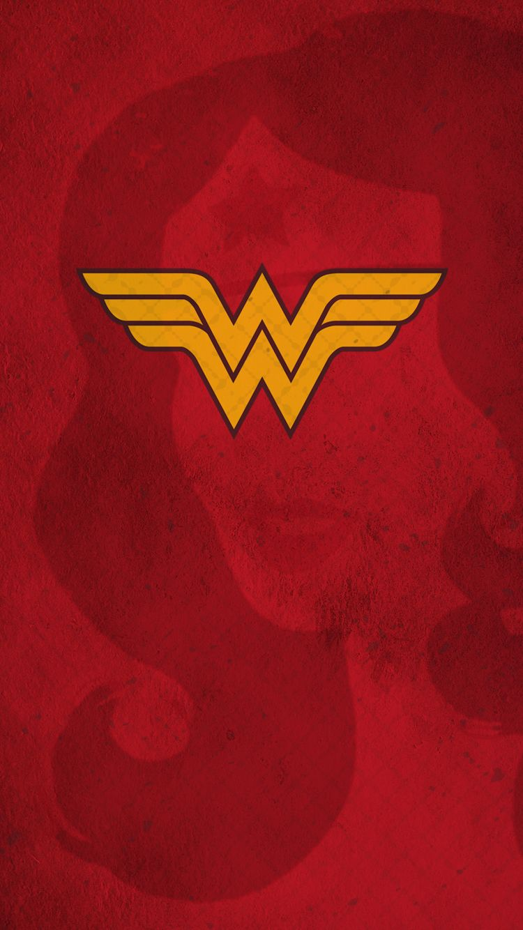 Wonder Woman 01 Iphone 6 Fundo Mulher Maravilha Logotipo Da Mulher Maravilha Papel De Parede Para Iphone