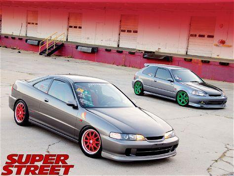 1999 Acura Integra Type R Tuner Car Super Street Magazine With Images Acura Integra Acura Tuner Cars