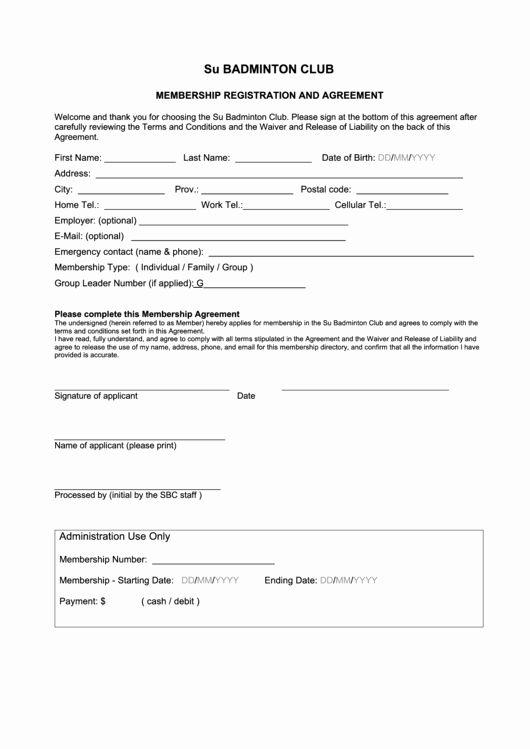 30 Baseball Registration form Template in 2020 Parenting