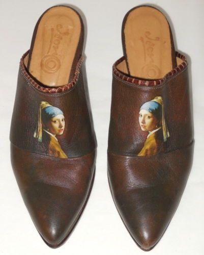 ICON-Mules-GIRL-WITH-A-PEARL-EARRING-Sz-