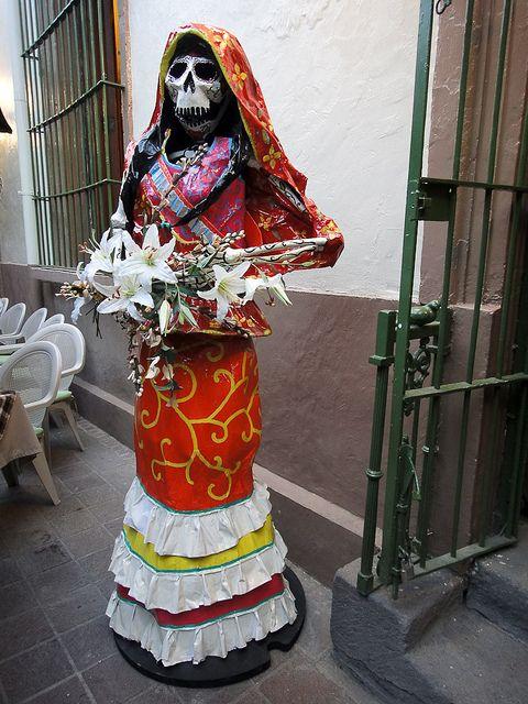 La florista. by José de Jesús Martínez Silva