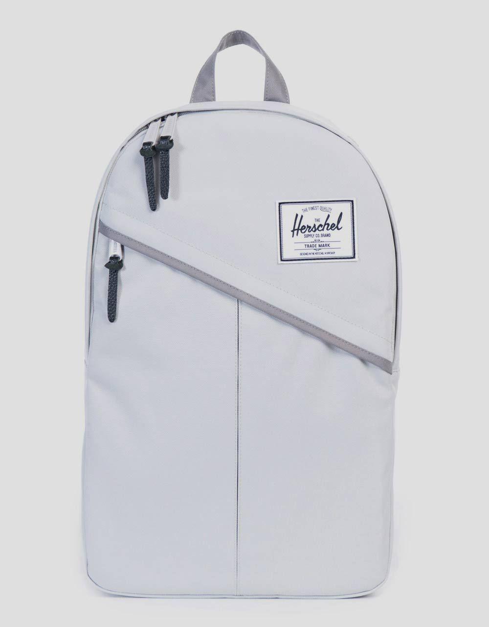 Herschel Supply Co. Parker Backpack - Lunar Rock Grey - RouteOne.co.uk