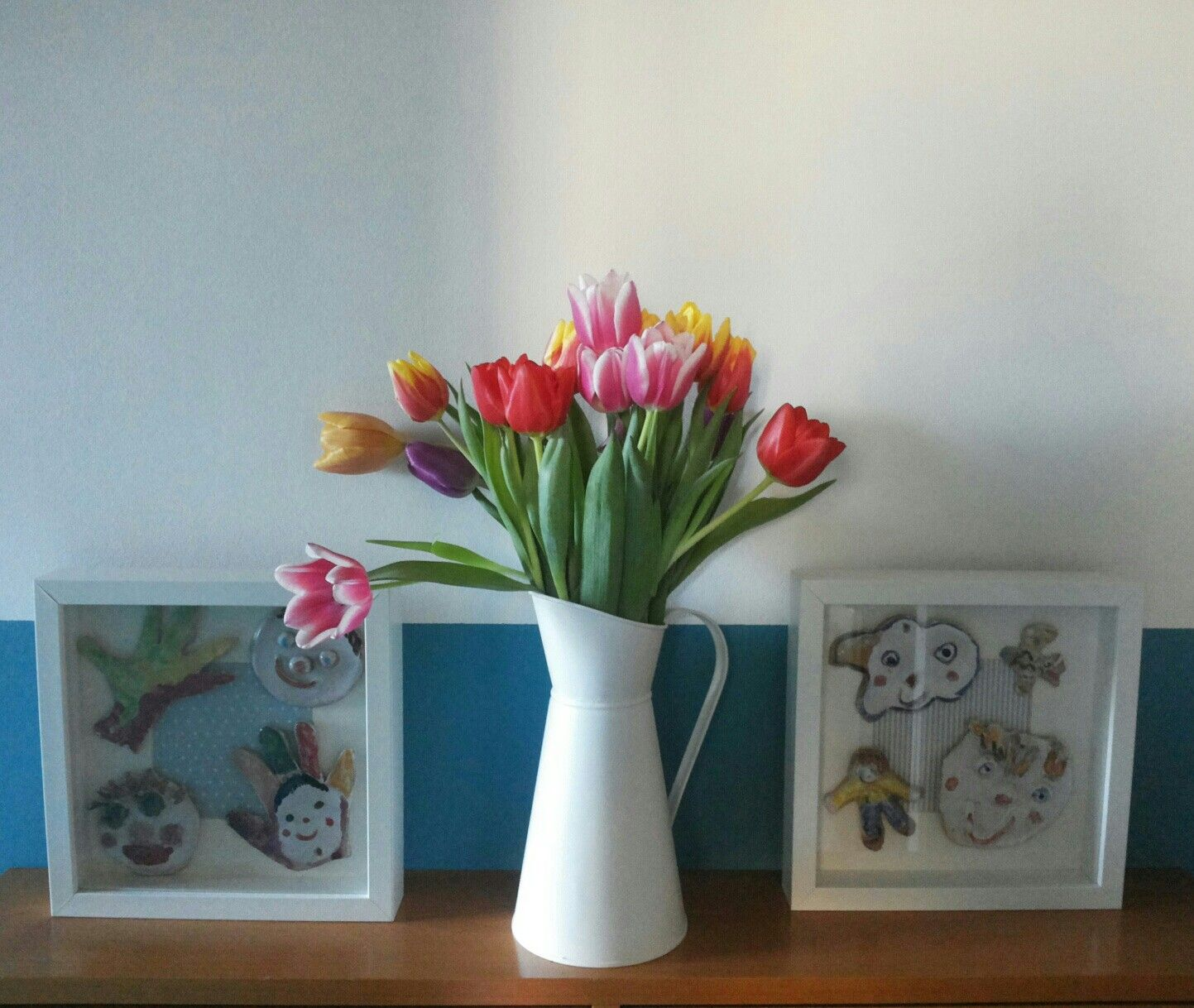 Tulips, home decor