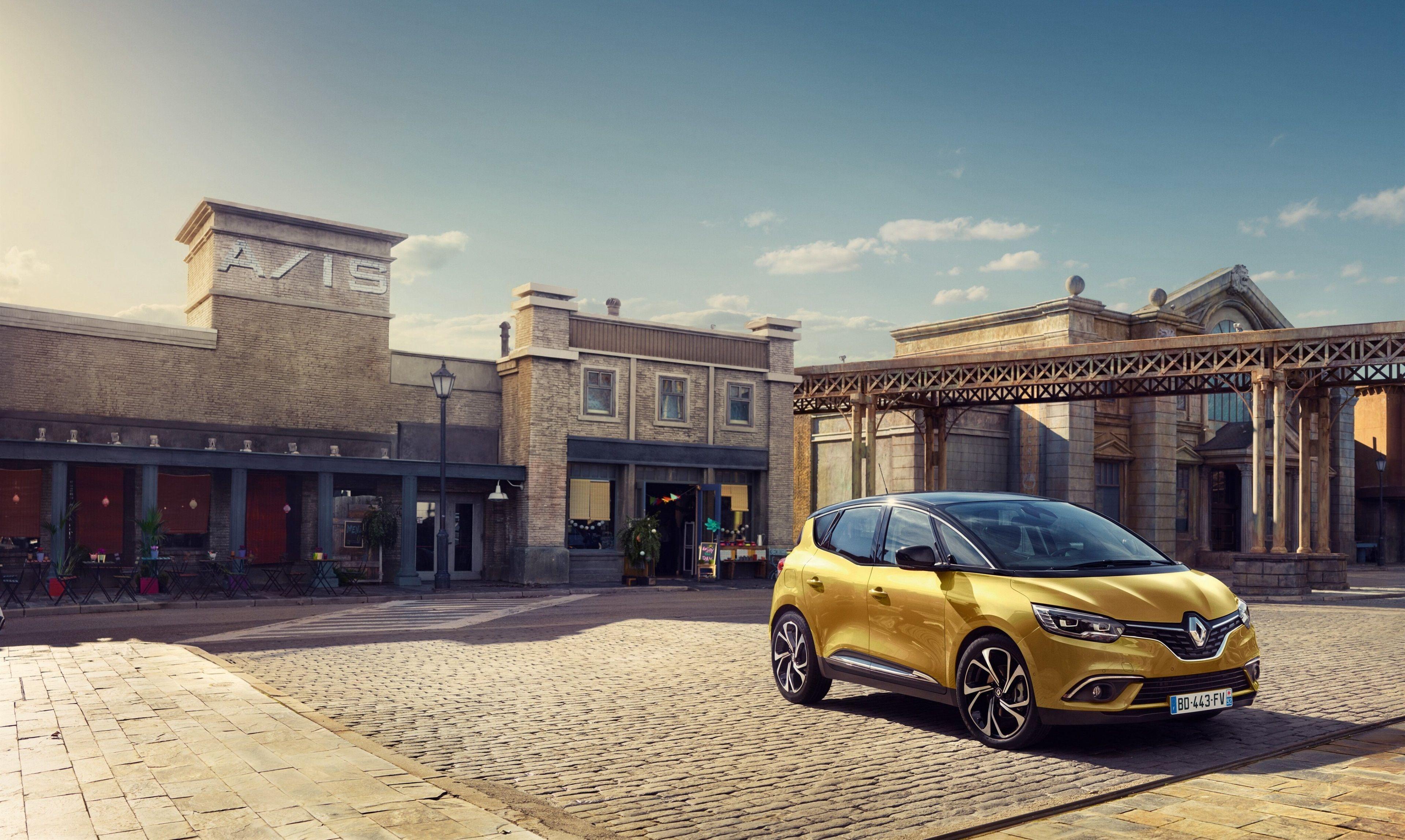 3840x2296 Renault Scenic 4k Best High Resolution Wallpaper