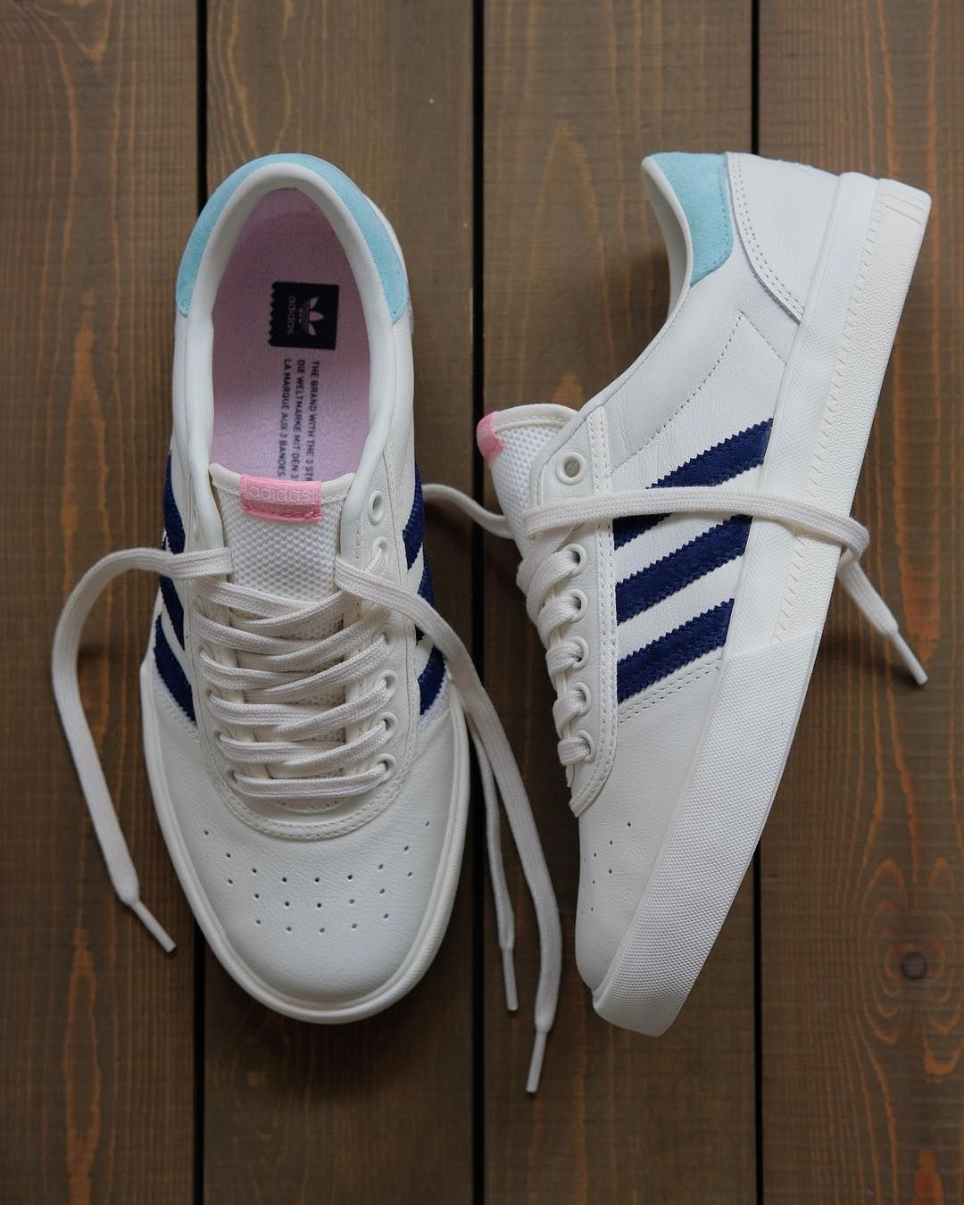 "8243656517cf Homegrown Skateshop on Instagram  ""The Adidas x Hélas Lucas Premiere ..."