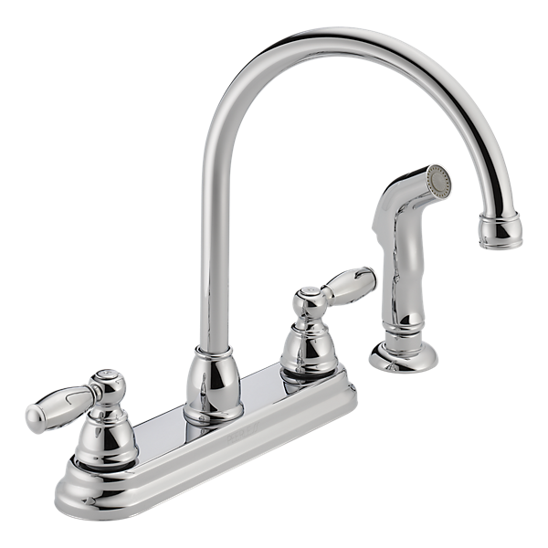 P299575LF - Two Handle Kitchen Faucet | kitchen | Pinterest ...