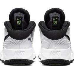 Nike Team Hustle D 9 (gs), Größe 35 ½ In Silber NikeNike #shoegame