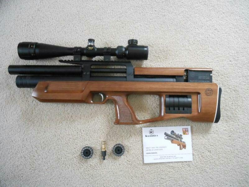 Kalibrgun Cricket compact  22 cal | Air Guns | Guns, Hand guns, Air