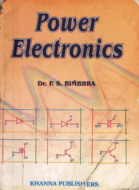 Power Electronics Dr P S Bimbhra Pdf Power Electronics