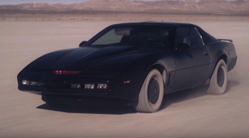 Hstoria De El Coche Fantástico Qué Modelo Era Kitt El Coche Fantastico Carros De Películas Pontiac Firebird