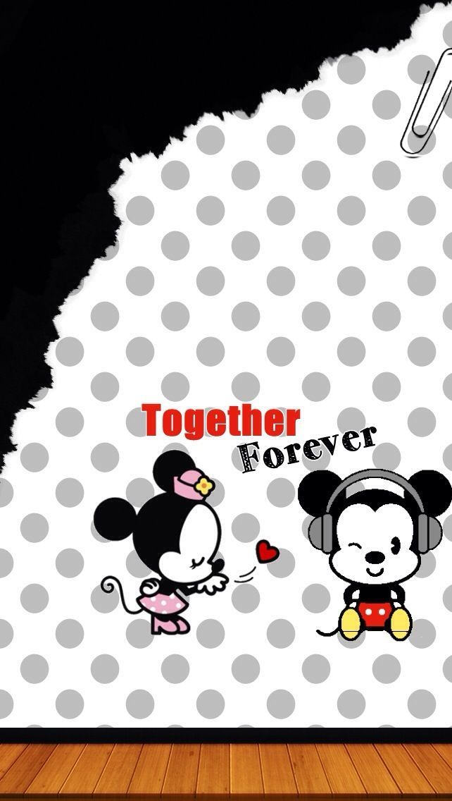 cute mickey mouse wallpapers Google Search imagens