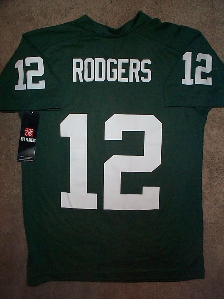 IRREGULAR  Green Bay Packers AARON RODGERS nfl Jersey Youth Kids Boys  (m-medium   24.94 End Date  Thursday Nov-15-2018 7 12 53 PST Buy It… 87c28eb95