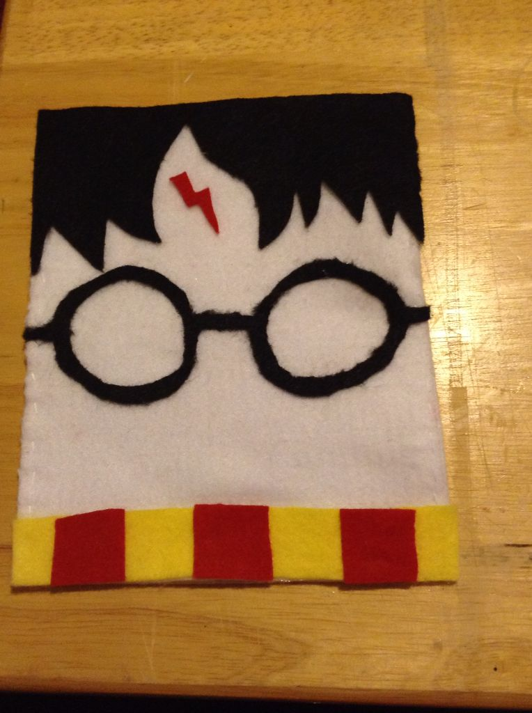 Harry Potter iPad cover!