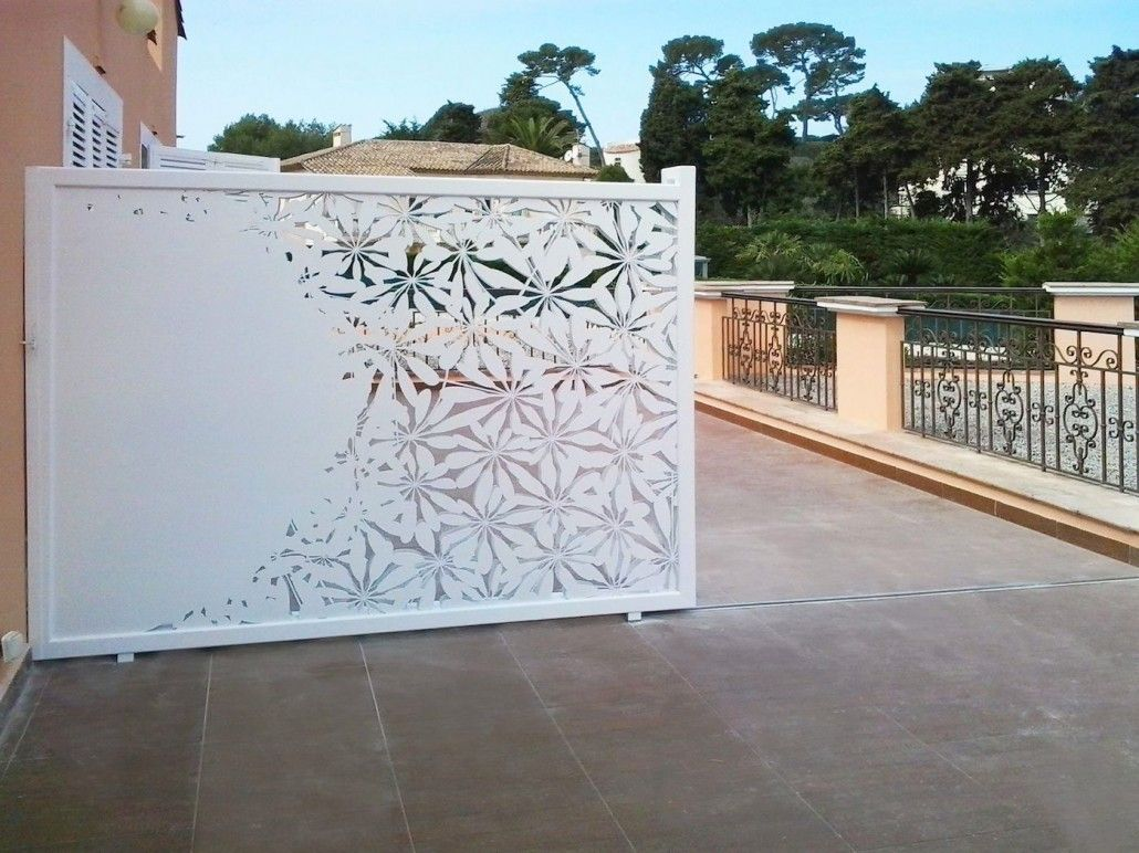 coulissant sur terrasse ouverte jardin pinterest claustra portail et ouvert. Black Bedroom Furniture Sets. Home Design Ideas
