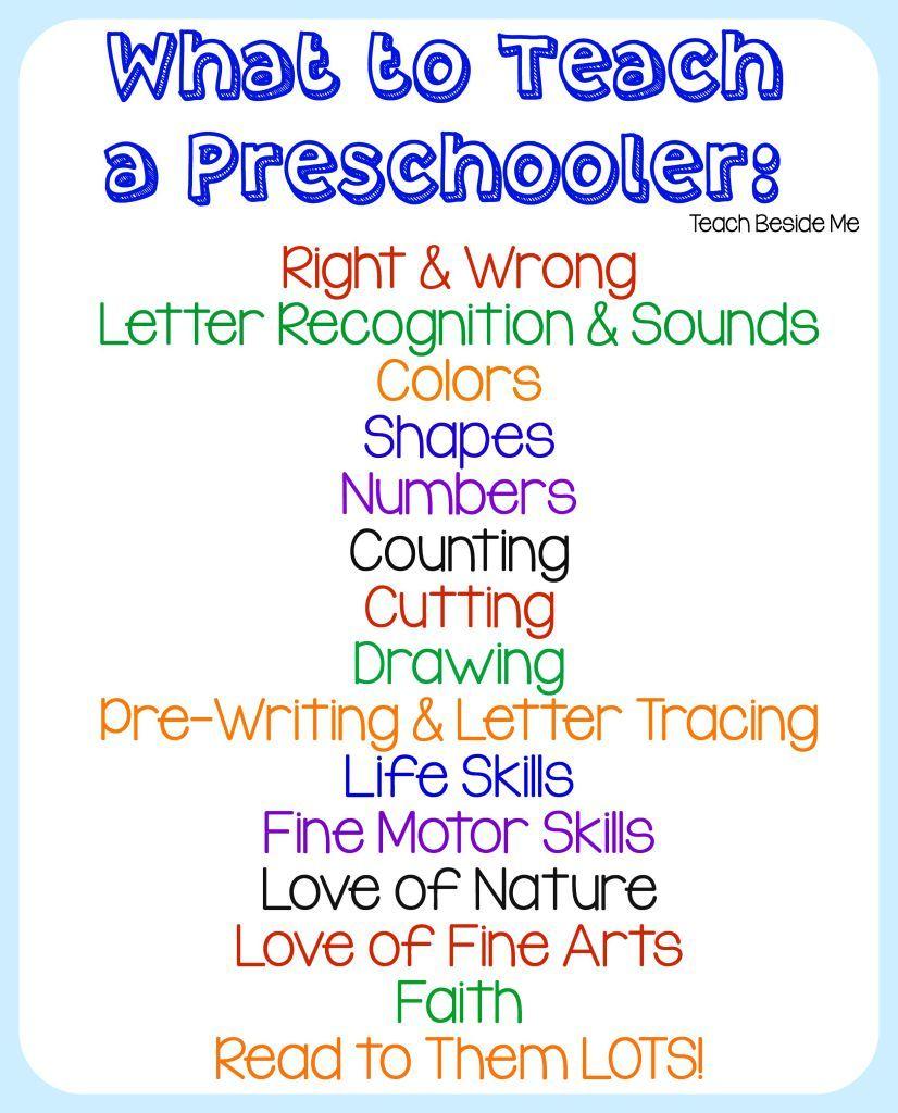 Homeschool Preschool | Preescolar, Curriculums y Actividades