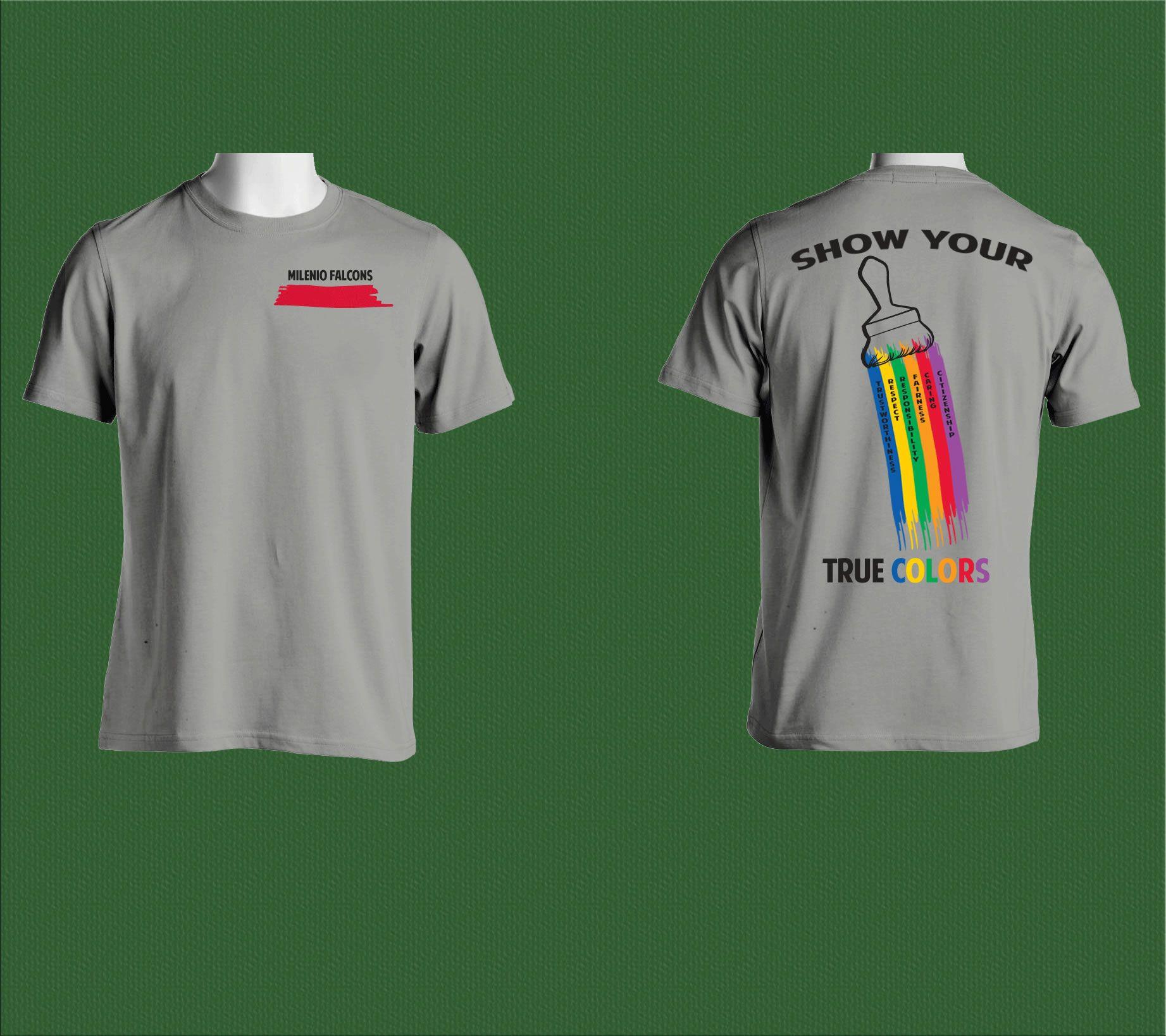 T-shirt design for Elementary School kids T-shirt design #28 by ...