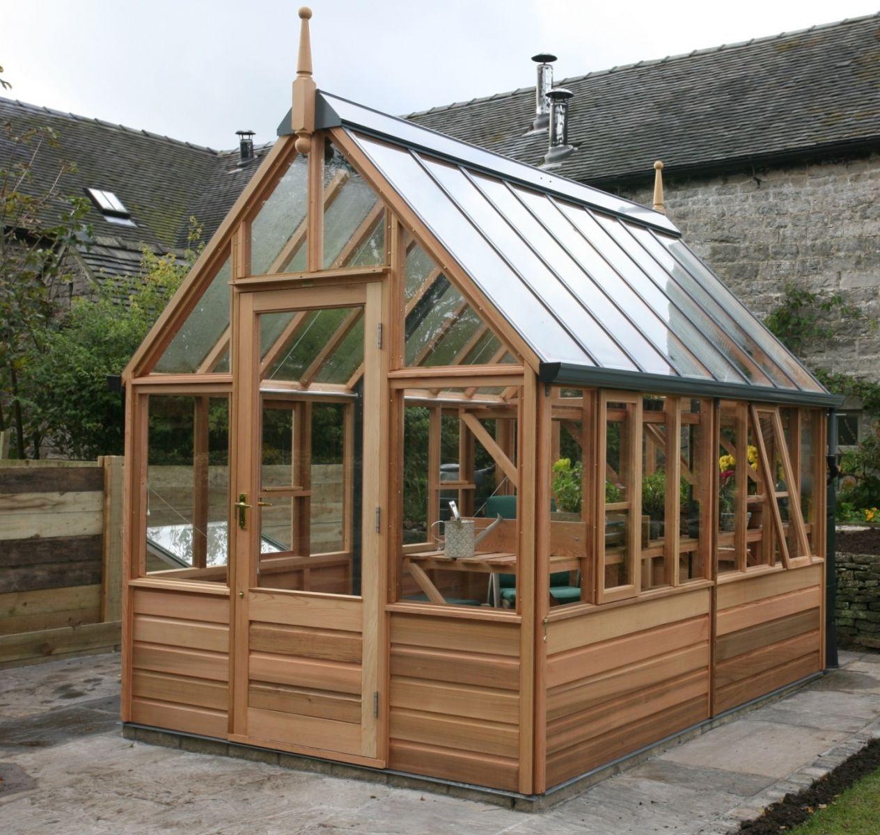 Small Greenhouse, Backyard Greenhouse