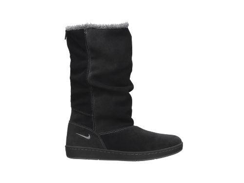 looks comfy. Nike Sneaker Hoodie Women's Boot $80.00
