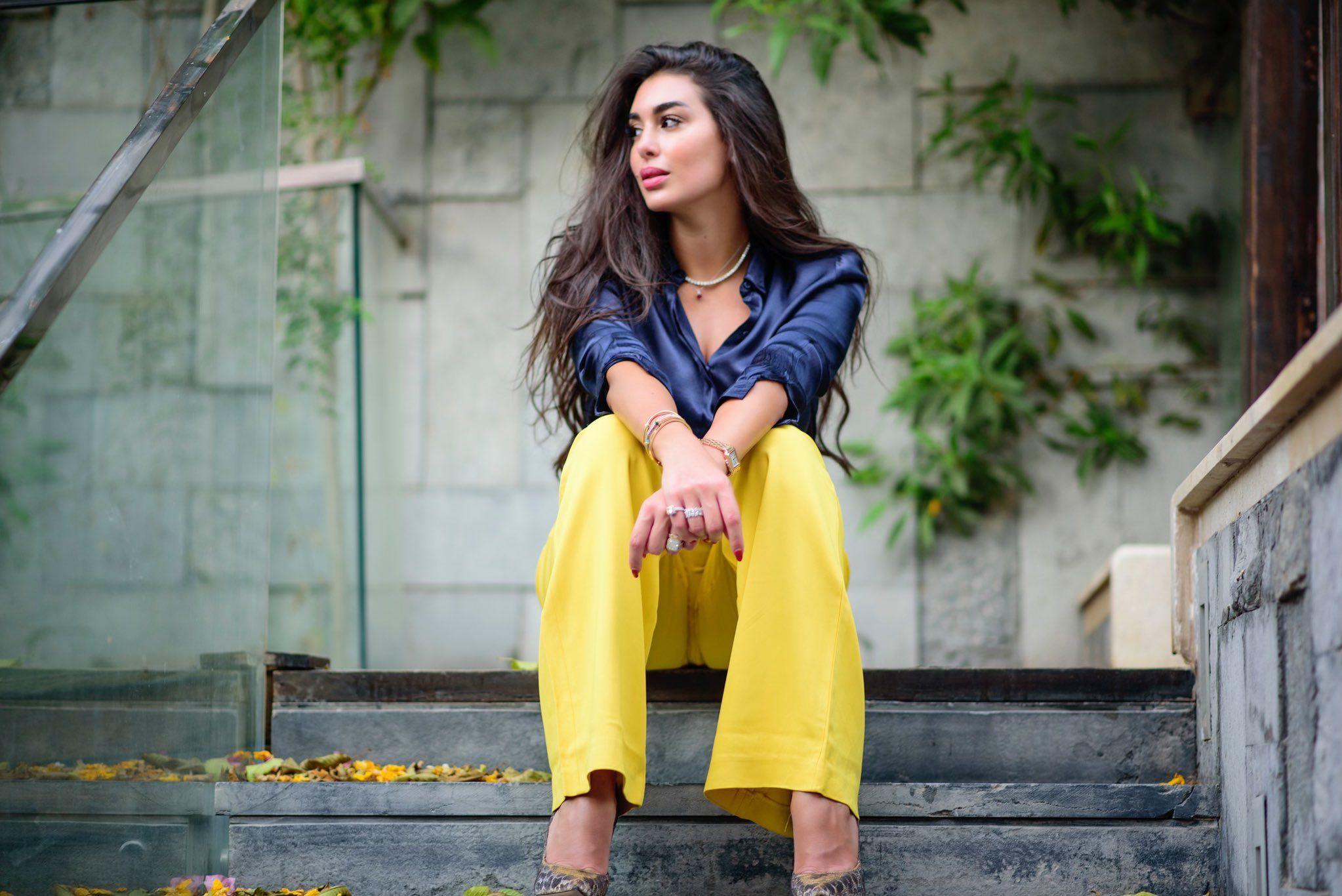 شاهد بالصور ياسمين صبري تدعم سيدة طلبت الطلاق بسببها وتستعين ب Quot سيدتي Quot Fashion Culottes Pants