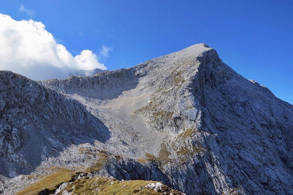 Klettersteig C : Alpspitze und matheisenkar klettersteig b c hm h