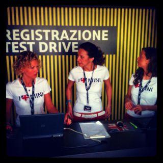 Registration - the ladies