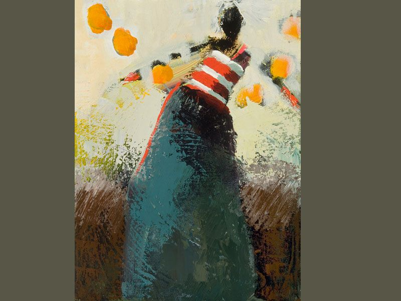 Paintings by Artist Kathy Jones