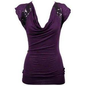 Women's Fashion Dressy Tops - Vanity | Dressy Tops | Pinterest ...