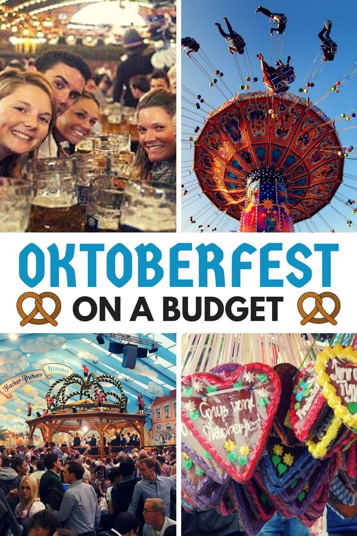 How to Do Oktoberfest on a Budget 2020 🍻 Travel Guide & Best Tips