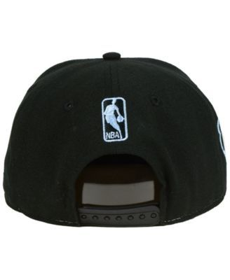 best service 851e4 4cbee New Era Memphis Grizzlies City Series 9FIFTY Snapback Cap - Black Adjustable