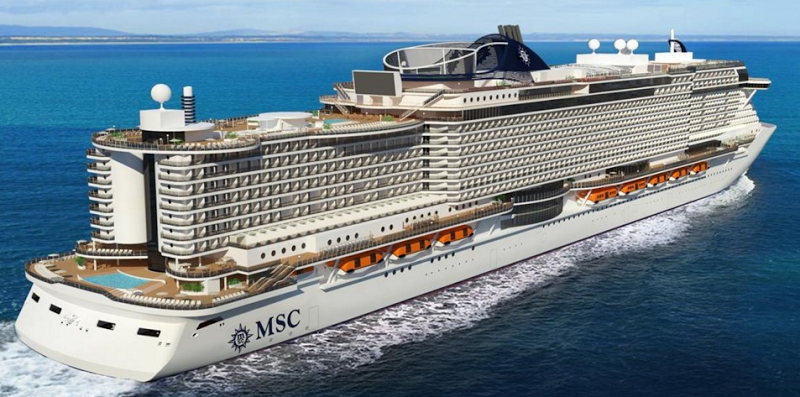 New Ship For Msc Cruises Msc Seaside For November 2017 Plus 2 More Of These Ships For May 2018