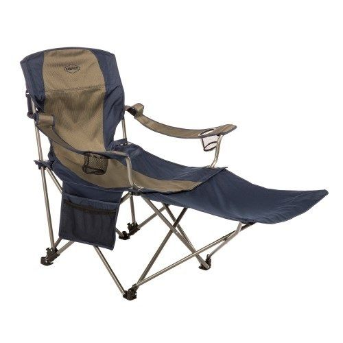 Superb Kamp Rite Chair With Removable Foot Rest One Size Multi Dailytribune Chair Design For Home Dailytribuneorg