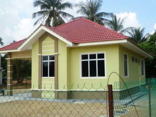 35 Gambar Rumah Idaman Sederhana di Desa yang Cantik ...